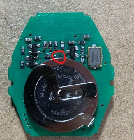 Chip Chiave Mini R50